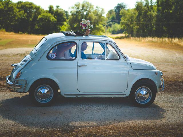 Il matrimonio di Nello e Giulia a Torri in Sabina, Rieti 17