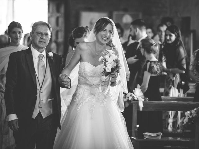 Il matrimonio di Nello e Giulia a Torri in Sabina, Rieti 18