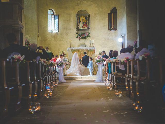 Il matrimonio di Nello e Giulia a Torri in Sabina, Rieti 19