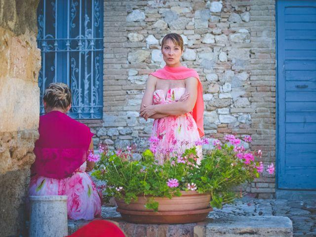 Il matrimonio di Nello e Giulia a Torri in Sabina, Rieti 22