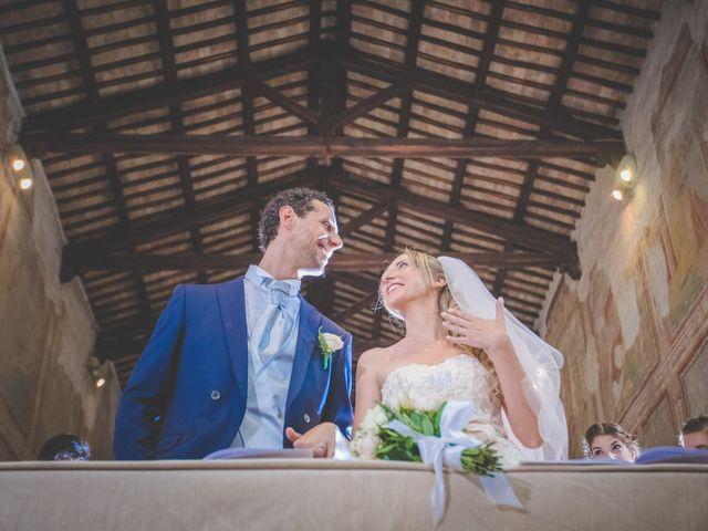 Il matrimonio di Nello e Giulia a Torri in Sabina, Rieti 23