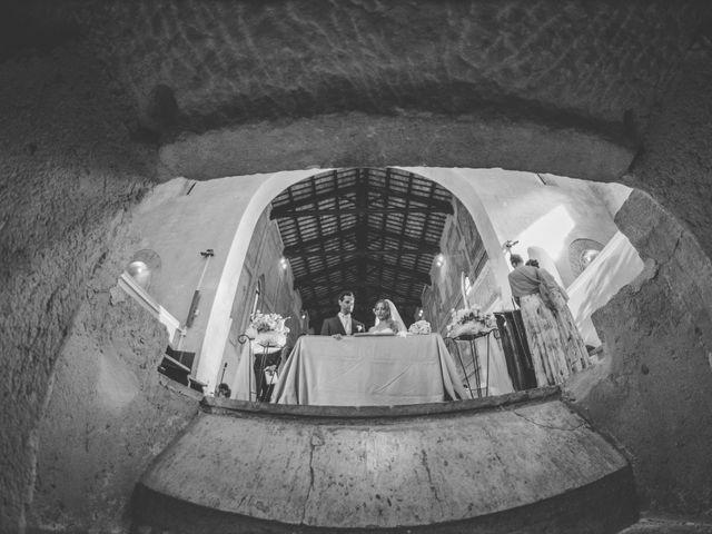 Il matrimonio di Nello e Giulia a Torri in Sabina, Rieti 26