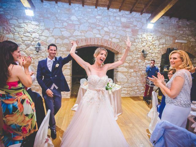 Il matrimonio di Nello e Giulia a Torri in Sabina, Rieti 36