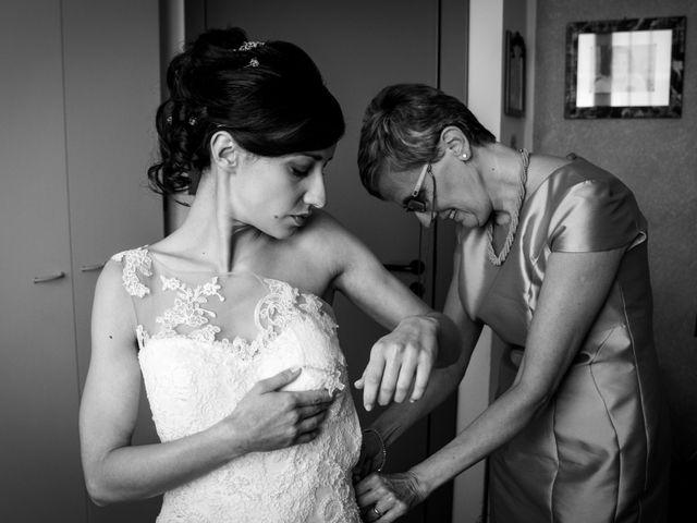 Il matrimonio di Luca e Chiara a Calvenzano, Bergamo 8
