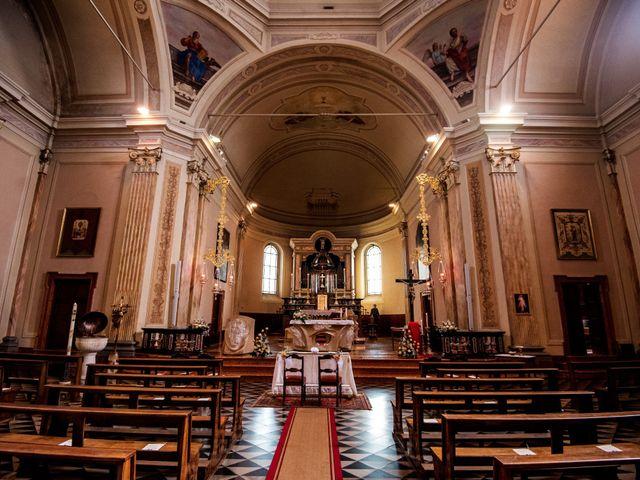 Il matrimonio di Luca e Chiara a Calvenzano, Bergamo 18