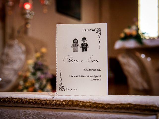 Il matrimonio di Luca e Chiara a Calvenzano, Bergamo 19