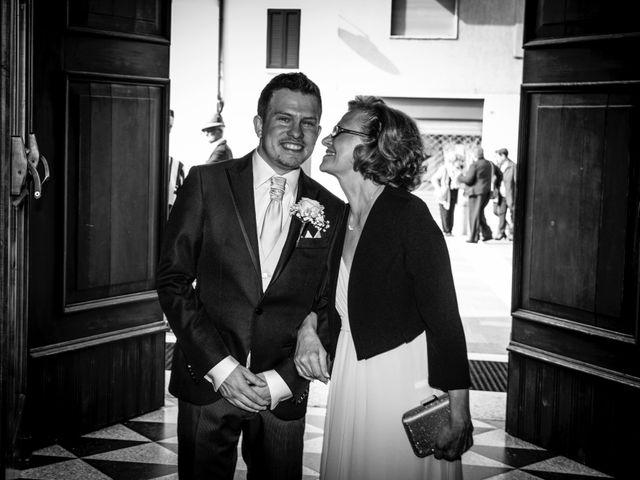 Il matrimonio di Luca e Chiara a Calvenzano, Bergamo 21