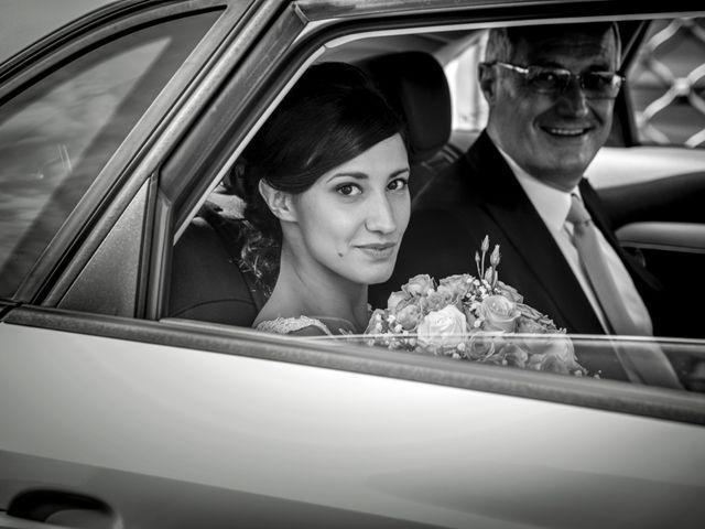 Il matrimonio di Luca e Chiara a Calvenzano, Bergamo 22