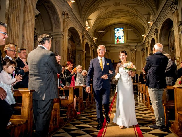 Il matrimonio di Luca e Chiara a Calvenzano, Bergamo 23