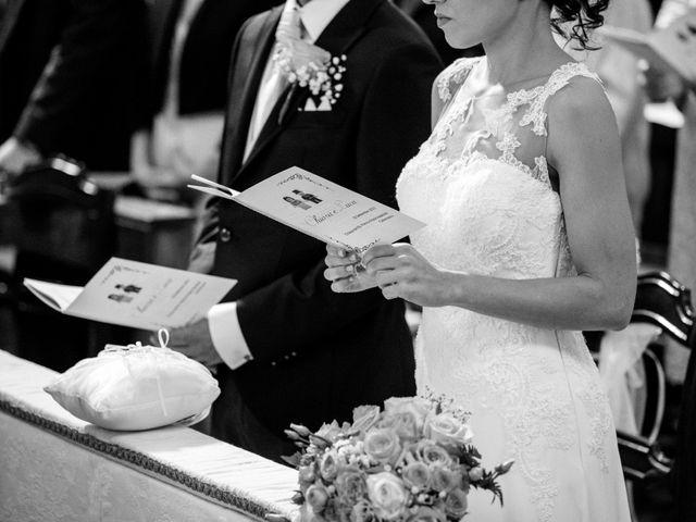 Il matrimonio di Luca e Chiara a Calvenzano, Bergamo 25