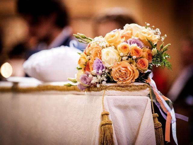 Il matrimonio di Luca e Chiara a Calvenzano, Bergamo 27