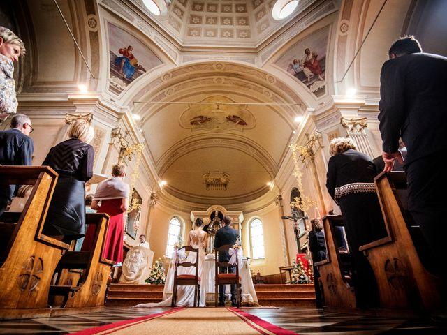 Il matrimonio di Luca e Chiara a Calvenzano, Bergamo 28