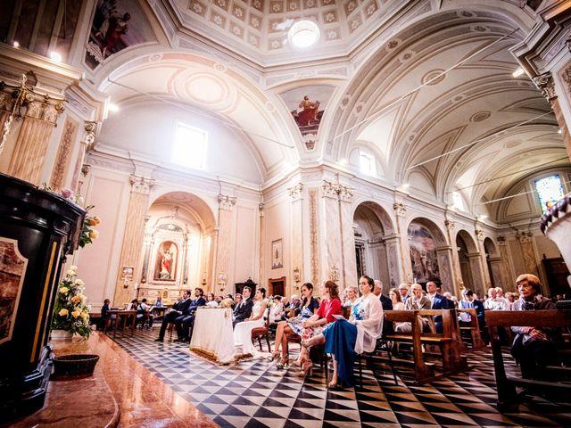 Il matrimonio di Luca e Chiara a Calvenzano, Bergamo 30