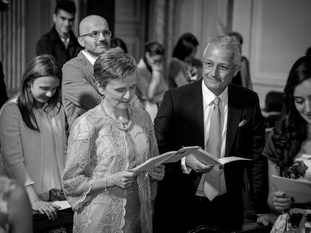 Il matrimonio di Luca e Chiara a Calvenzano, Bergamo 31