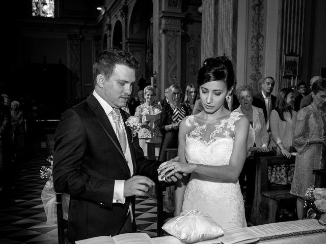 Il matrimonio di Luca e Chiara a Calvenzano, Bergamo 32