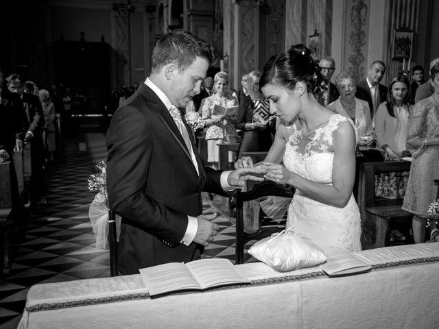 Il matrimonio di Luca e Chiara a Calvenzano, Bergamo 34