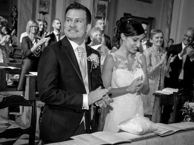 Il matrimonio di Luca e Chiara a Calvenzano, Bergamo 35