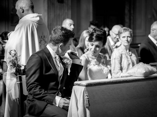 Il matrimonio di Luca e Chiara a Calvenzano, Bergamo 37