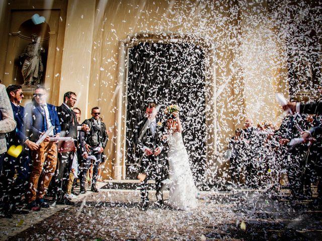 Il matrimonio di Luca e Chiara a Calvenzano, Bergamo 42
