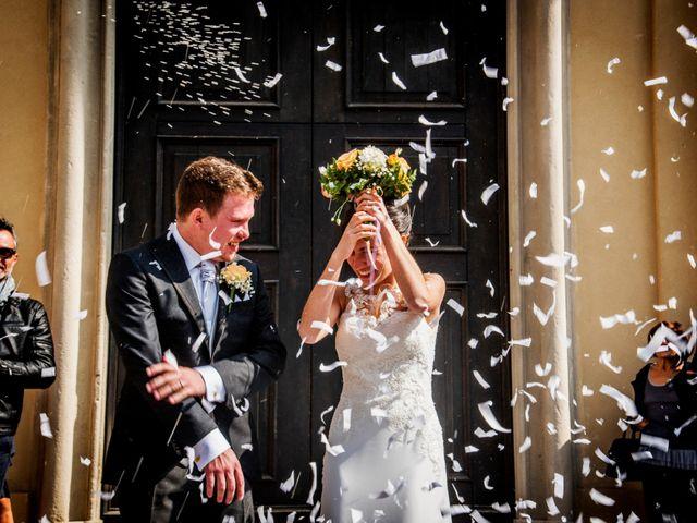 Il matrimonio di Luca e Chiara a Calvenzano, Bergamo 43