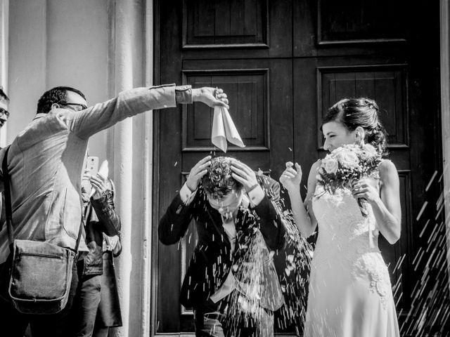 Il matrimonio di Luca e Chiara a Calvenzano, Bergamo 44