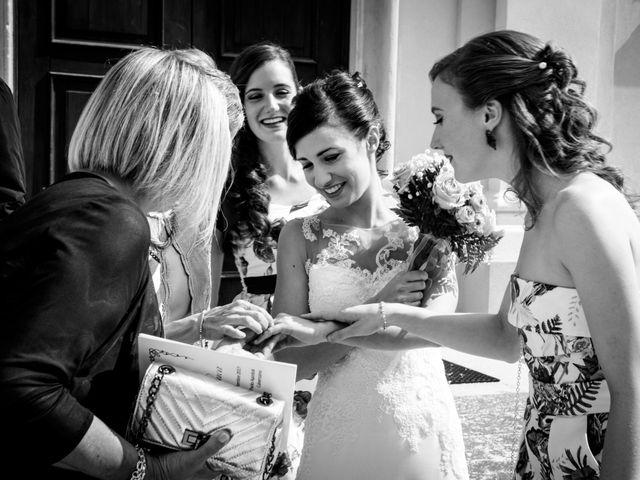 Il matrimonio di Luca e Chiara a Calvenzano, Bergamo 46