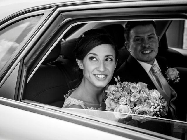 Il matrimonio di Luca e Chiara a Calvenzano, Bergamo 48