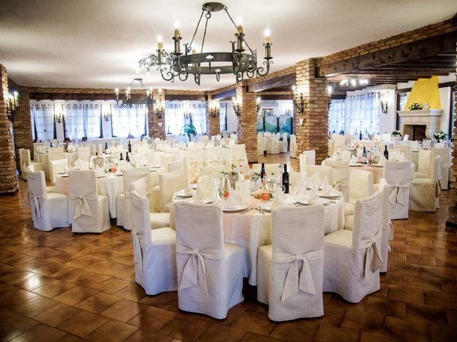 Il matrimonio di Luca e Chiara a Calvenzano, Bergamo 50