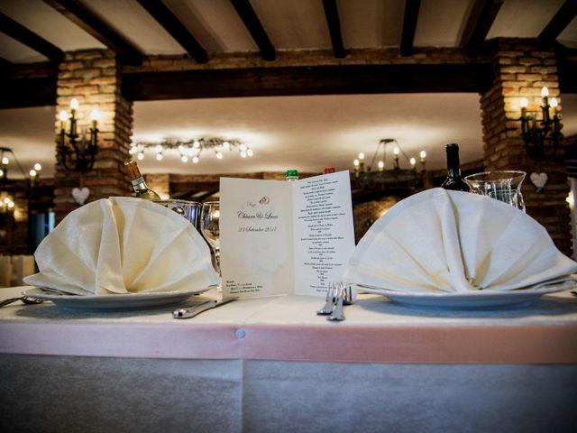 Il matrimonio di Luca e Chiara a Calvenzano, Bergamo 54