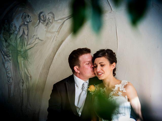 Il matrimonio di Luca e Chiara a Calvenzano, Bergamo 56