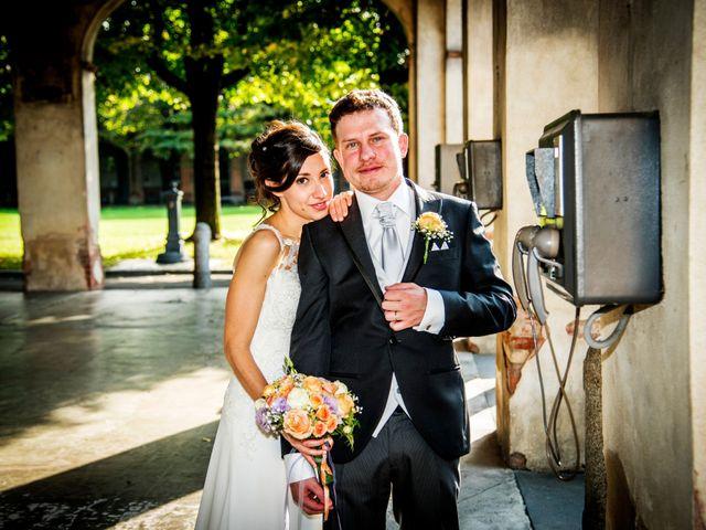 Il matrimonio di Luca e Chiara a Calvenzano, Bergamo 60
