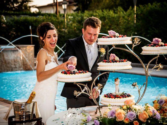 Il matrimonio di Luca e Chiara a Calvenzano, Bergamo 69
