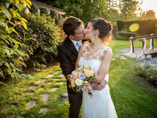 Il matrimonio di Luca e Chiara a Calvenzano, Bergamo 72
