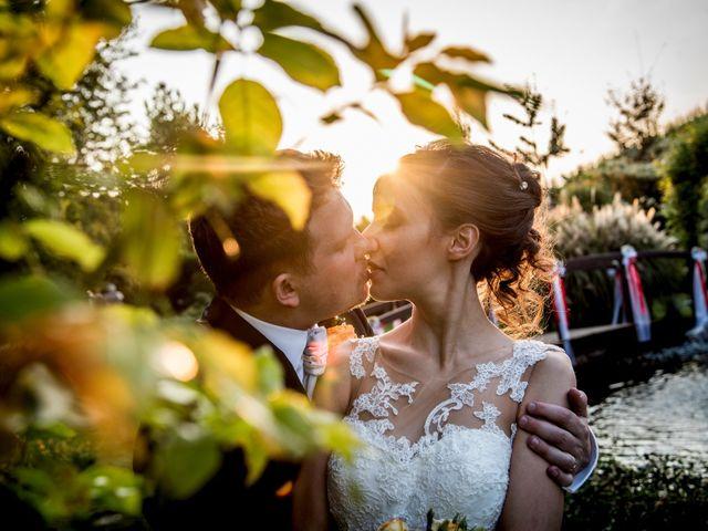 Il matrimonio di Luca e Chiara a Calvenzano, Bergamo 74