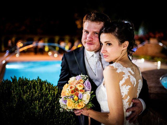 Il matrimonio di Luca e Chiara a Calvenzano, Bergamo 75
