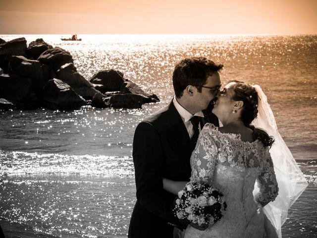 le nozze di Enrica e Manuele