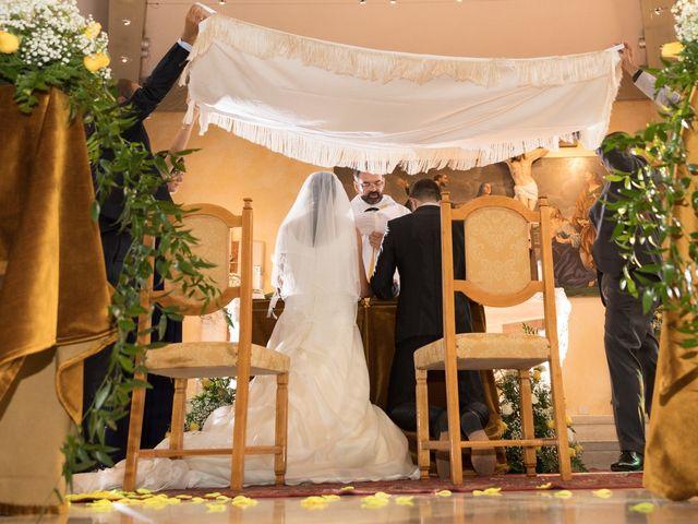 Il matrimonio di Andrea e Anna a Roma, Roma 1