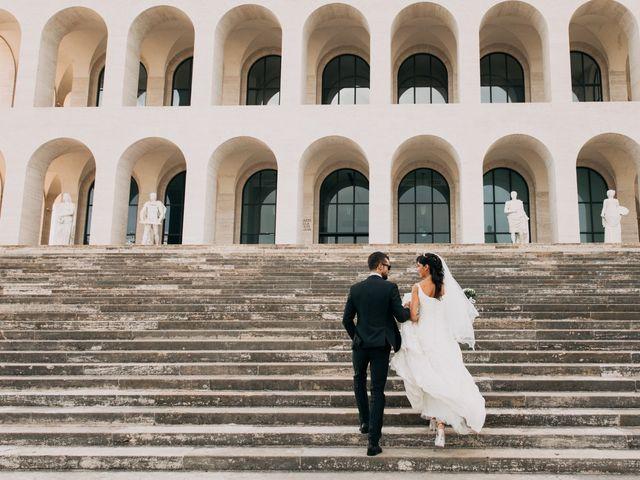 Il matrimonio di Andrea e Anna a Roma, Roma 8
