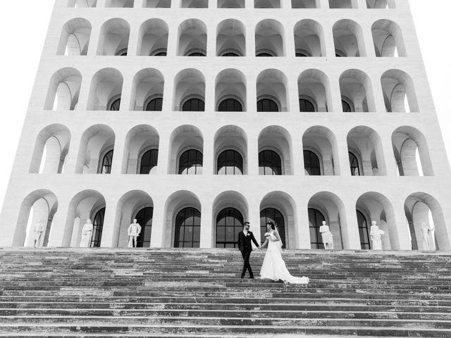 Il matrimonio di Andrea e Anna a Roma, Roma 9