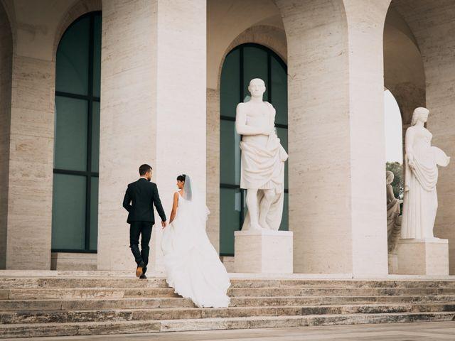 Il matrimonio di Andrea e Anna a Roma, Roma 10