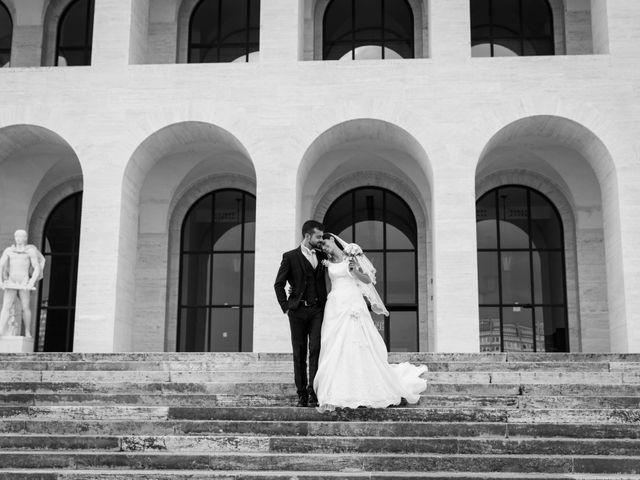 Il matrimonio di Andrea e Anna a Roma, Roma 11