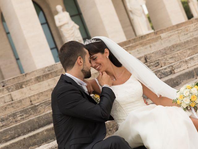 Il matrimonio di Andrea e Anna a Roma, Roma 13