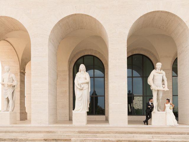 Il matrimonio di Andrea e Anna a Roma, Roma 15