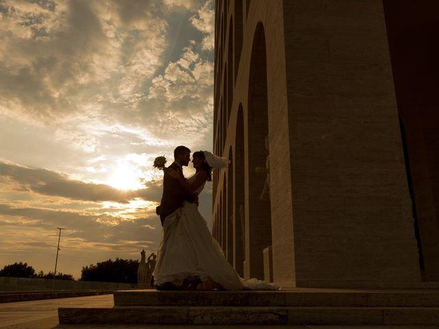 Il matrimonio di Andrea e Anna a Roma, Roma 18