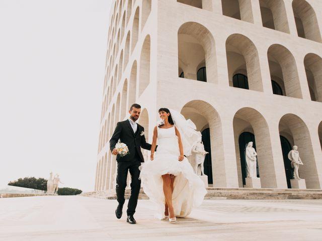 Il matrimonio di Andrea e Anna a Roma, Roma 21