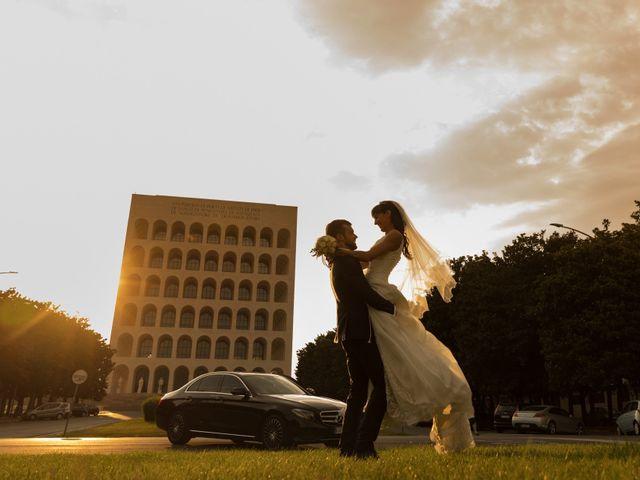 Il matrimonio di Andrea e Anna a Roma, Roma 25