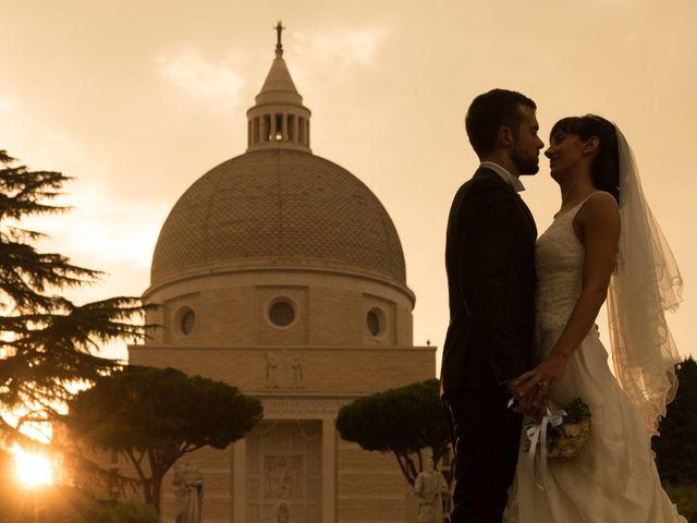 Il matrimonio di Andrea e Anna a Roma, Roma 28
