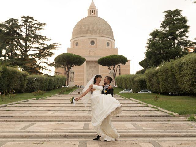 Il matrimonio di Andrea e Anna a Roma, Roma 29