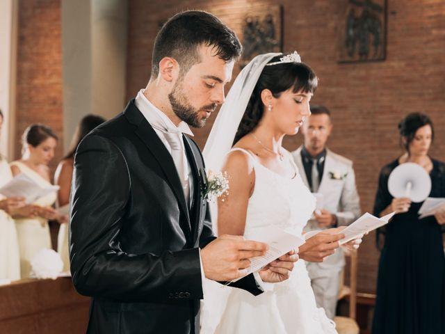 Il matrimonio di Andrea e Anna a Roma, Roma 48