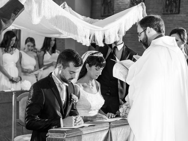 Il matrimonio di Andrea e Anna a Roma, Roma 57